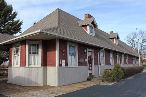 Cudahy Train Depot