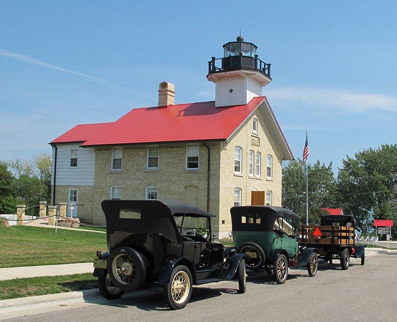 Port Washington 1860 Light Stations