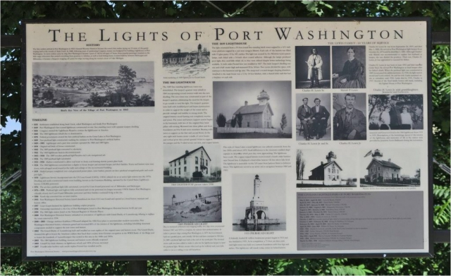 The Lights of Port Washington