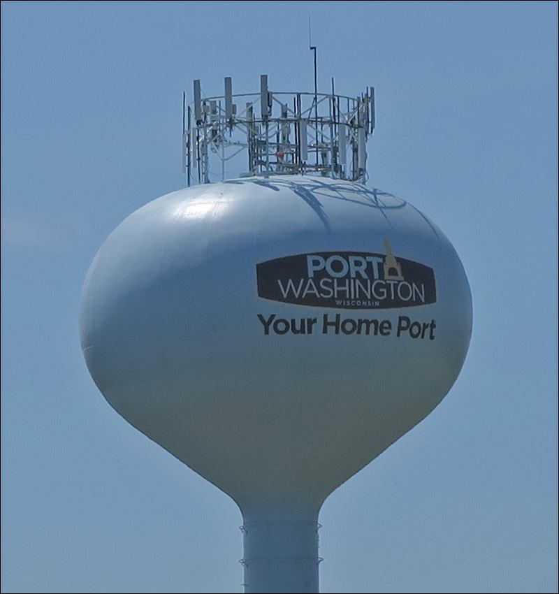 Port Washington Water Tower