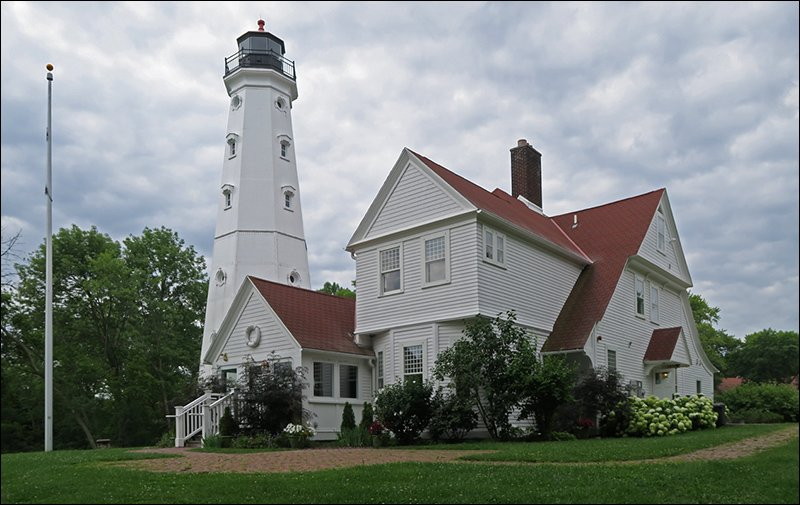 North Point Light Station – Milwaukee, WI