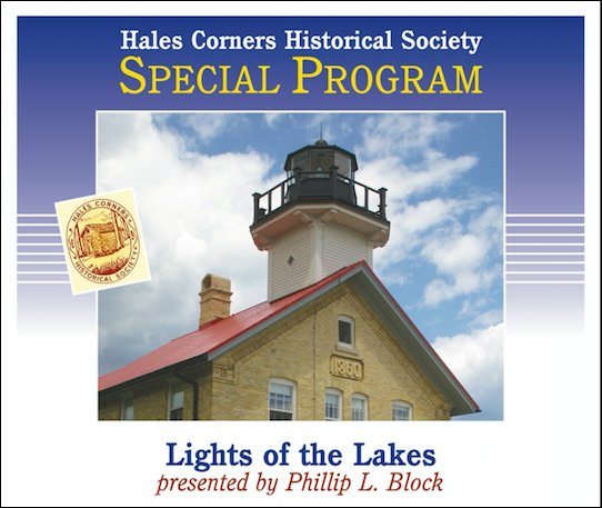 Hales Corners Historical Society – Special Program