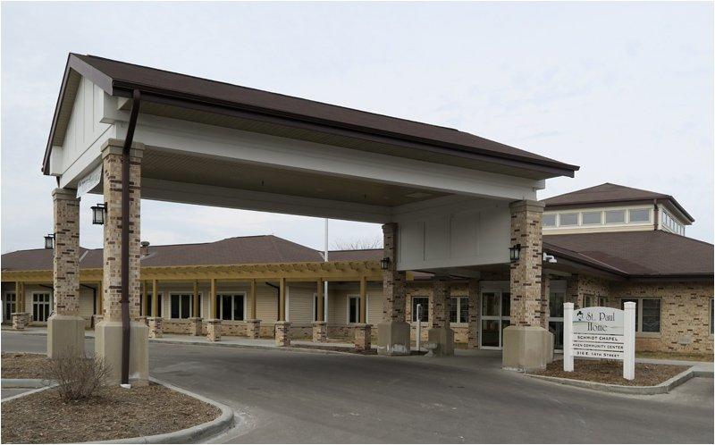 St. Paul Elder Services Main Entrance