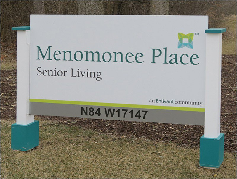 Menomonee Place - Sign