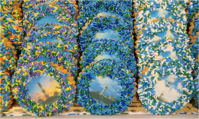 Lighthouse Cookies
