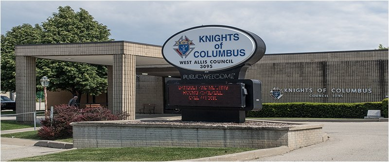 Knights of Columbus Hall - West Allis, WI