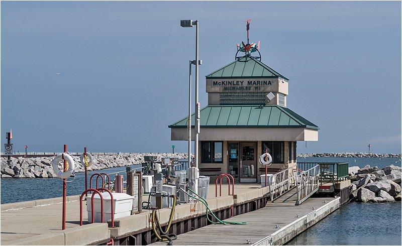 McKinley Marina Fuel Dock