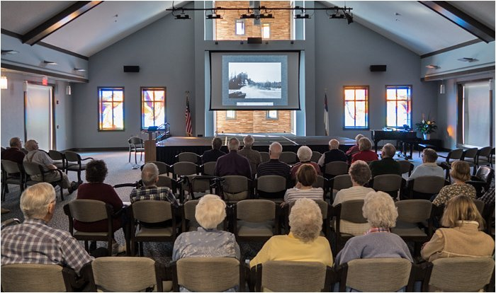 Evergreen Retirement Community Audience