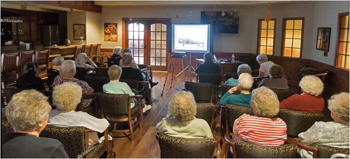 Primrose Retirement Communities - Audience