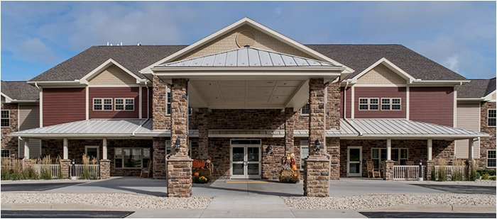 Primrose Retirement Community - Entrance
